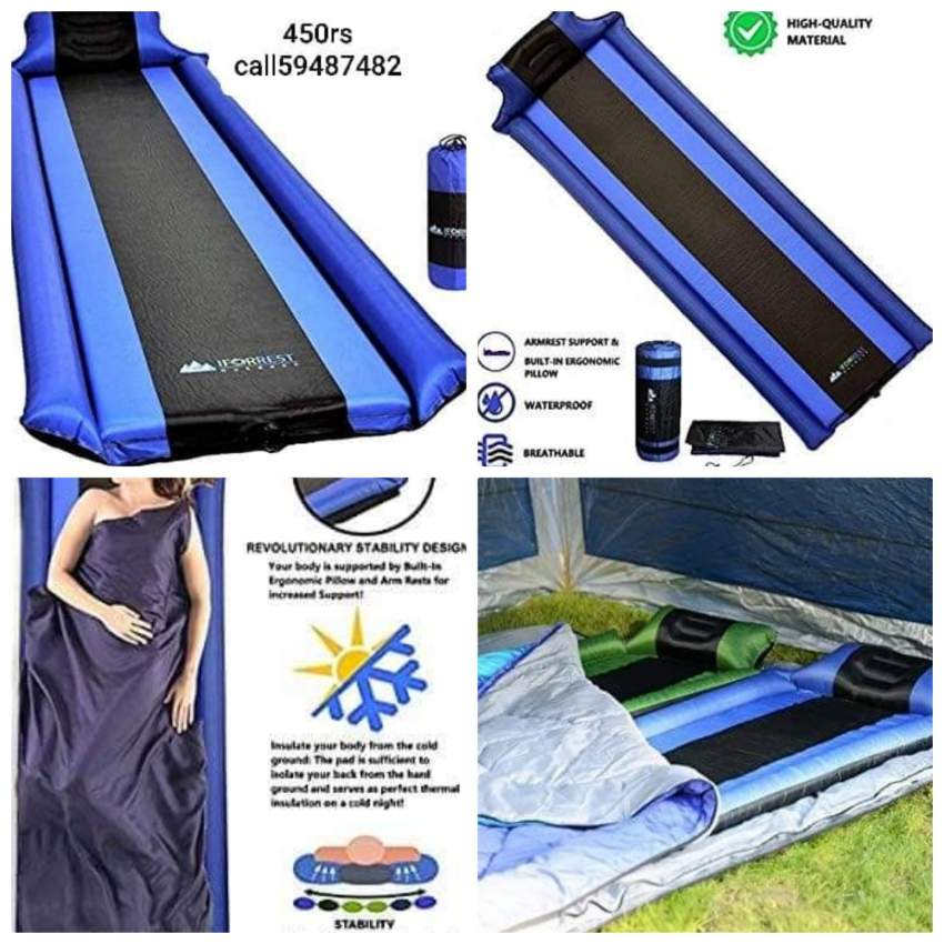 Sleeping pad 450rs call59487482  - Others at AsterVender