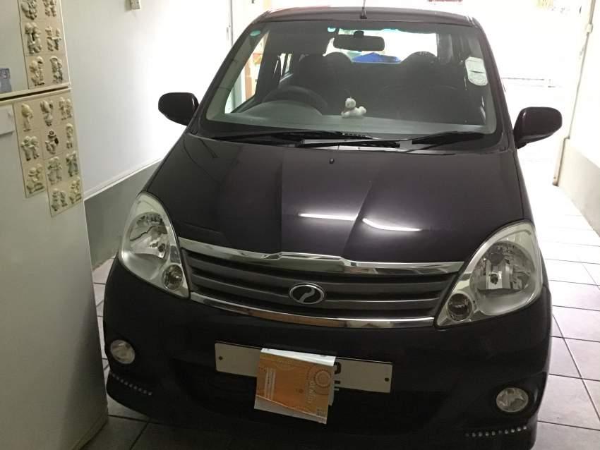 Perodua Viva 1000cc