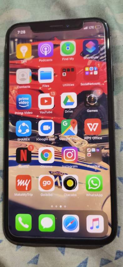 Apple iphone X 64gb Black - iPhones on Aster Vender