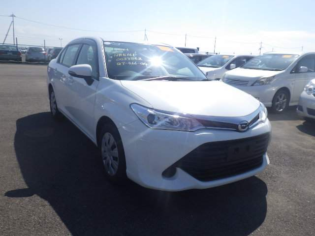 Toyota Axio 1490cc - Family Cars at AsterVender