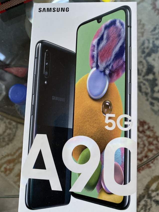 Samsung A90 5G - Galaxy A Series at AsterVender