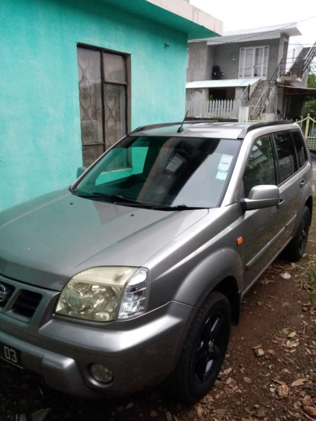 Nissan Xtrail - SUV Cars at AsterVender
