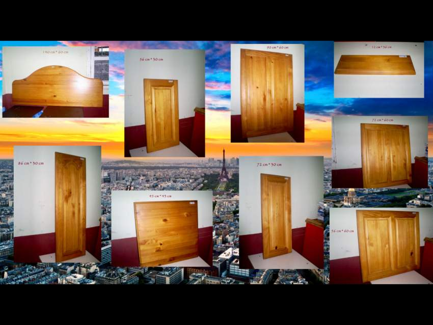 Pine doors for Sale - Others at AsterVender