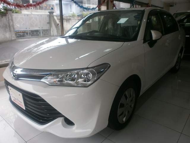 Toyota Axio - Family Cars at AsterVender