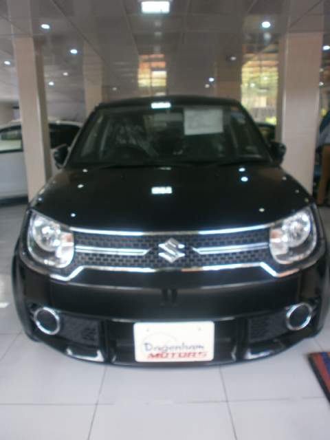 Suzuki ignis - Family Cars at AsterVender
