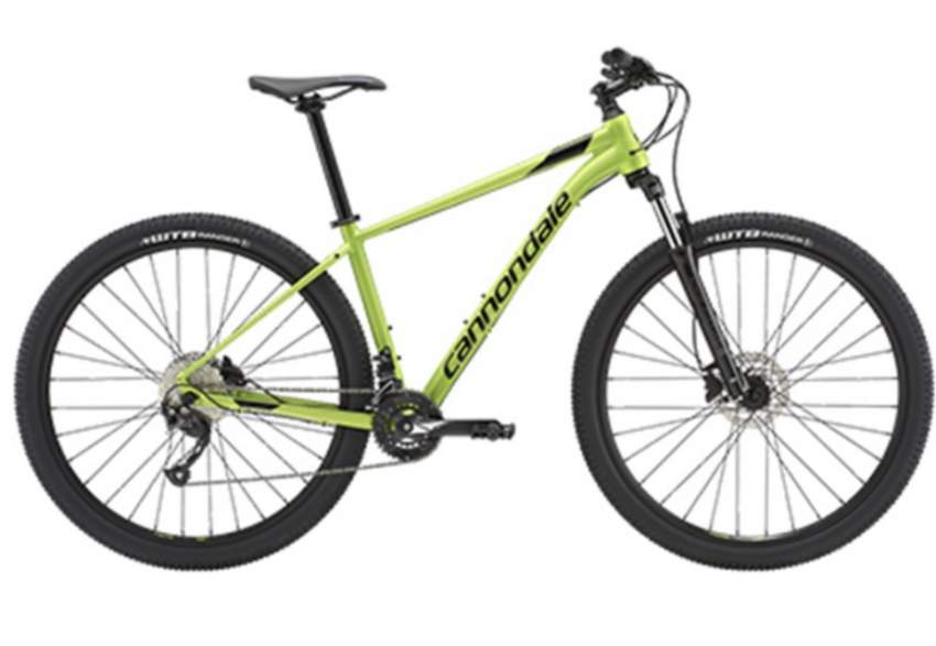 Bicycle Cannondale trail 7