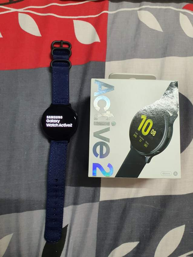 Samsung Watch active 2 44mm black