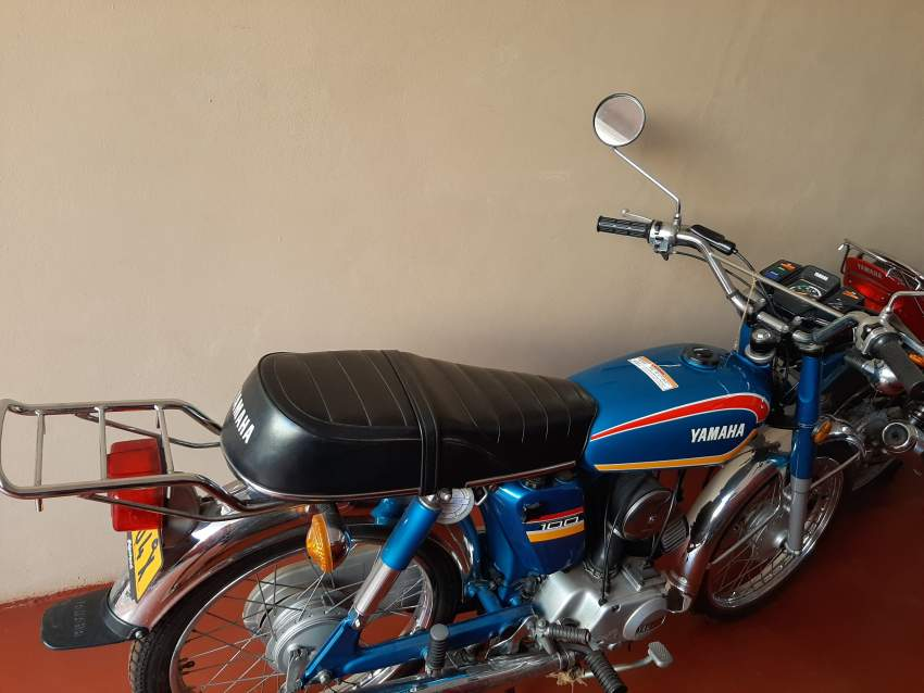 Yamaha YBR125 - Roadsters at AsterVender