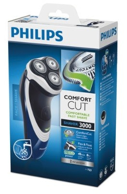 Philips Shaver 3000 Comfort Cut - Hair trimmers & clippers at AsterVender
