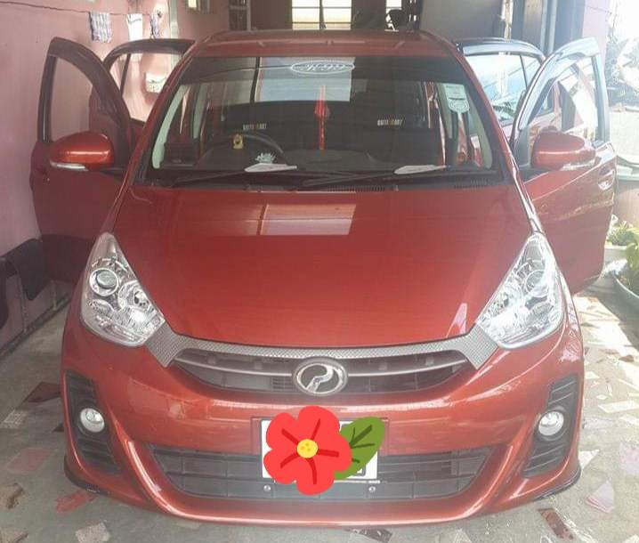 Perodua Myvi Sports Edition - Compact cars at AsterVender