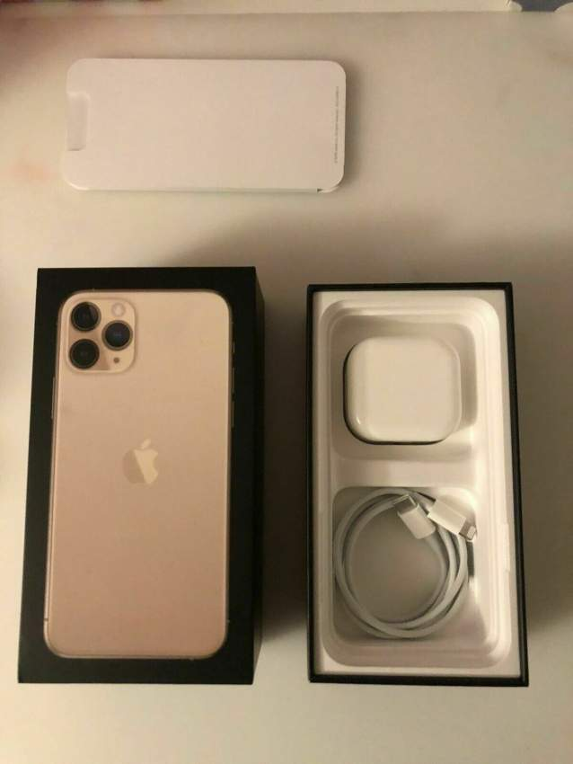 Apple iPhone 11 Pro 64GB Factory Unlocked - iPhones at AsterVender