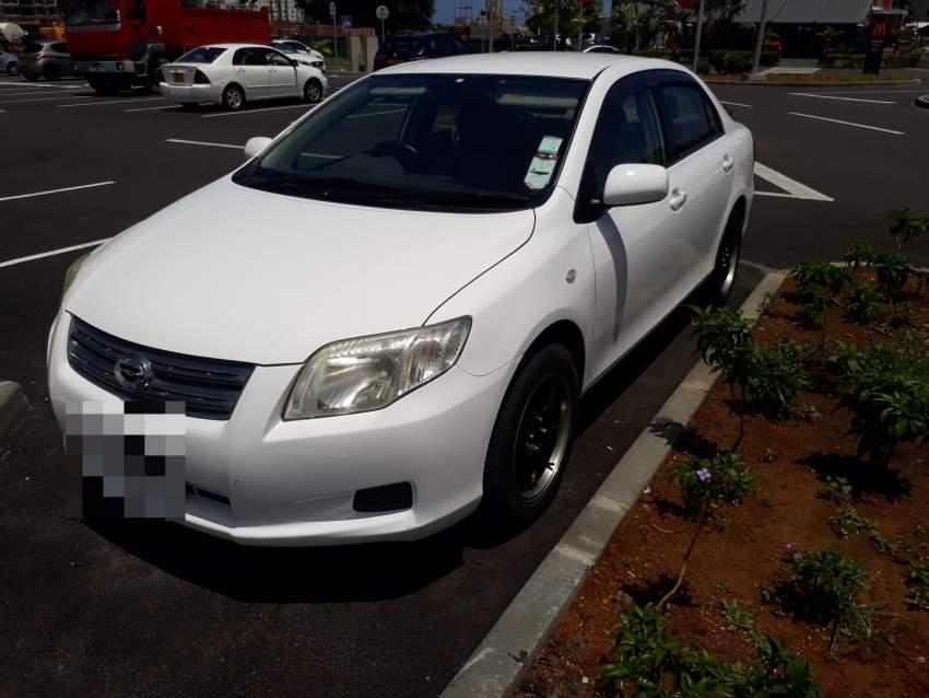 Toyota axio grade G