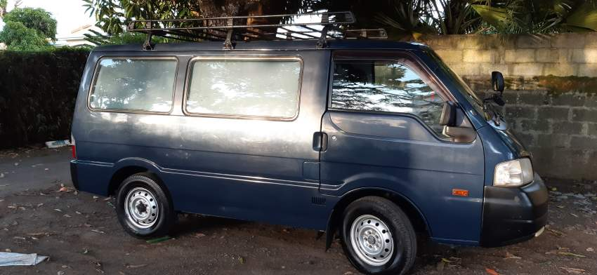 NISSAN VANETTE GOODS VEHICLE