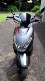 Peugeot Kisbee - Scooters (upto 50cc) at AsterVender