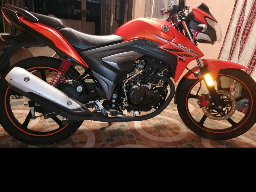 Haojue ka150 150cc Motorcycle