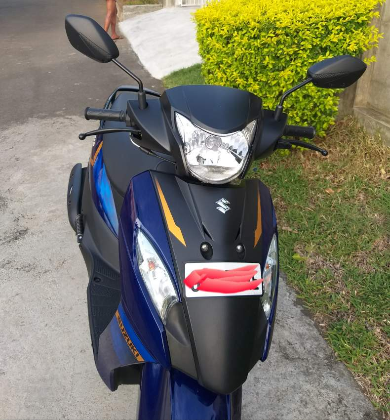 Scooter Suzuki AE 110cc - Scooters (above 50cc) at AsterVender