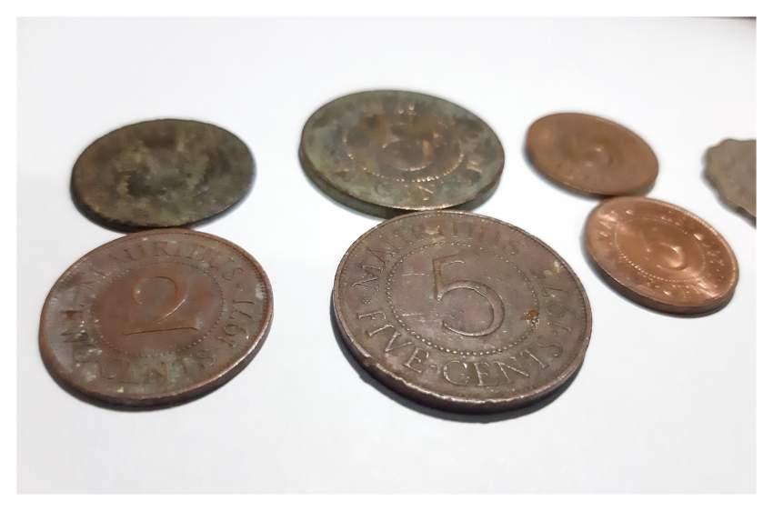 mauritius coin