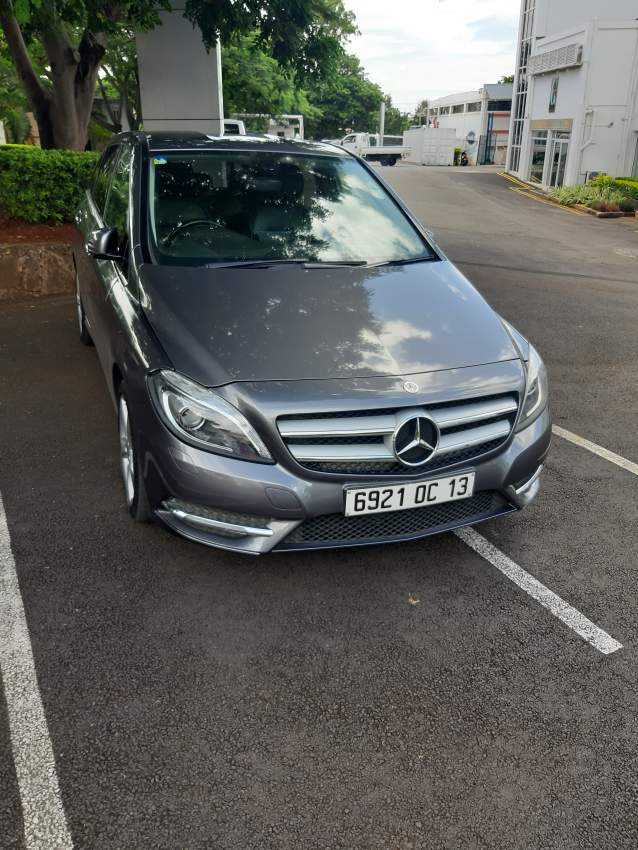 MERCEDES B180  SPORTS - Luxury Cars at AsterVender