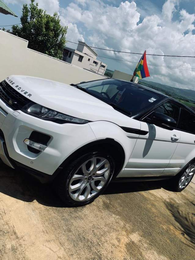 RANGE ROVER EVOQUE, YEAR 2013 - Sport Cars at AsterVender