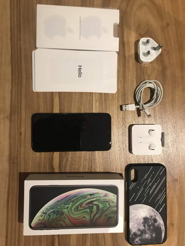 Iphone Xs max 512gb Space Gray etat 10/10