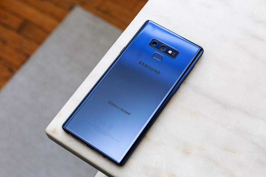 Samsung Note 9 - Galaxy S Series at AsterVender