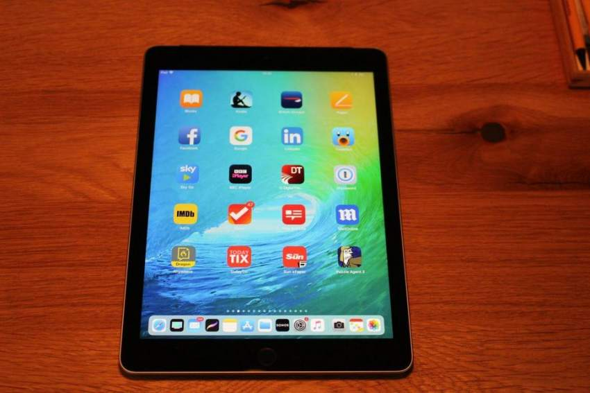 Ipad 128GB Wifi and Cellular 2018 9.7 inch