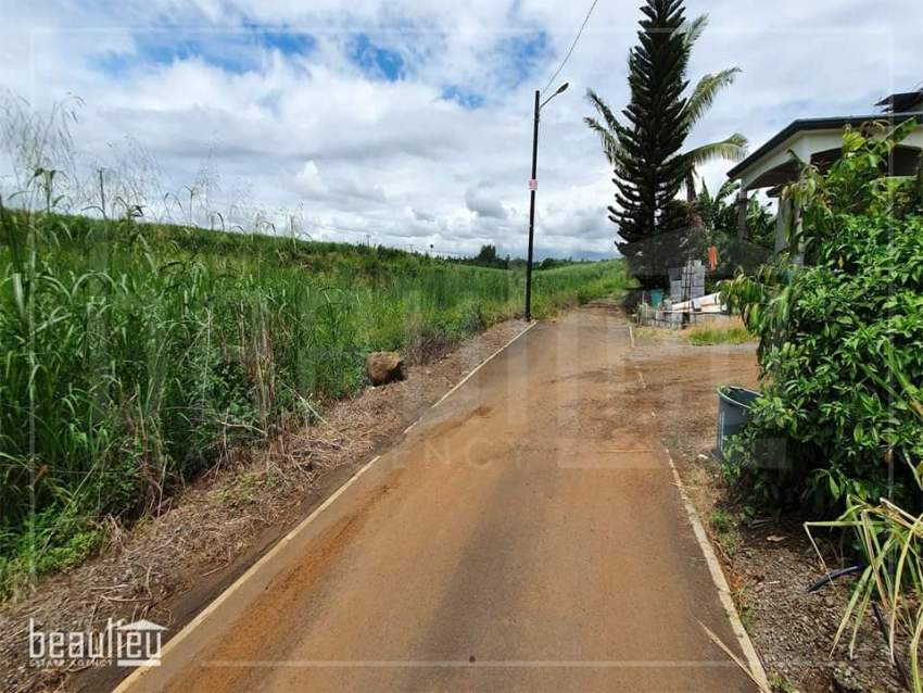 Residential land of 50 perches for sale in L'Amitié
